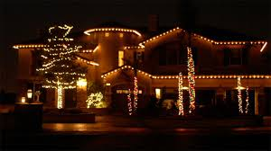 christmas light hanging services