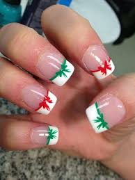 38 best christmas nails images on pinterest holiday nails