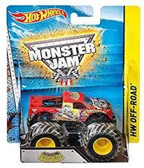 mattel cbf32 wheels monster jam grave digger amazon uk