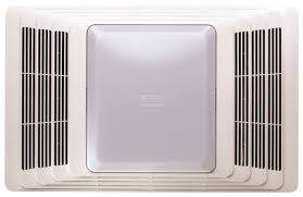 broan exhaust fan with light broan 696 fan and light with acoustic insulation 100 cfm 4 5 sones