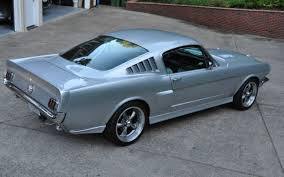 custom 1966 mustang ford mustang fastback 1966 silver for sale 6r09a169191 1966 ford