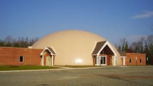 featured monolithic dome churches monolithic dome institute lake christian church located in palymra virginia this monolithic dome church was designed