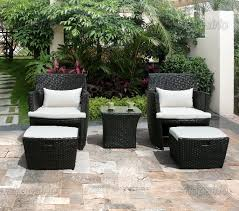 Patio Chair And Ottoman Set Sets Easy Cheap Patio Furniture Clearance Patio Furniture On Patio