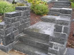 black granite stair tread system stone slabs treads u0026 stairway