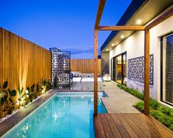 Small Backyard Ideas With Pool Our 50 Best Small Backyard Pool Ideas U0026 Remodeling Photos Houzz