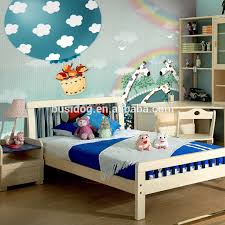 3d cartoon characters children wallpapers for kids room decoration