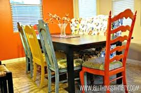 Colored Leather Dining Chairs Articles With Bright Colored Leather Dining Chairs Tag Amazing