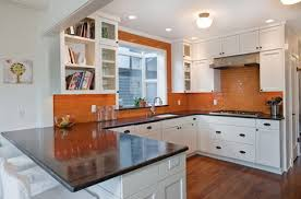 orange kitchen ideas orange kitchen in the interior decor advisor