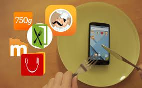 application cuisine android top 5 des applications android gratuites pour cuisiner android mt