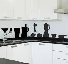vaisselle de cuisine stickers ustensiles de cuisine tenstickers