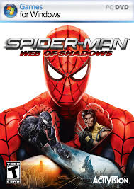 spider man web of shadows review ign