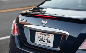 nissan maxima tail lights by the numbers 1997 2013 nissan maxima
