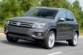 volkswagen suv 2014 used 2015 volkswagen tiguan suv pricing for sale edmunds