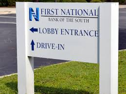 used outdoor lighted signs for business outdoor business signs lighted signs exterior signs and more