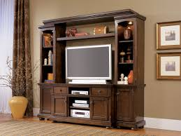 Ashley Porter Panel Bedroom Set by Porter W697 4 Pc Entertainment Center