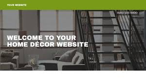 home decor website templates godaddy home decor example 16