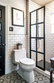 bathroom doorless shower pros and cons small bathroom ideas with