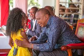 uhuru kenyatta on twitter