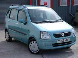 2003 vauxhall agila design 16v 1 2 engine 5 doors full service