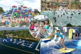 the best water parks in the uk for a family day out that are