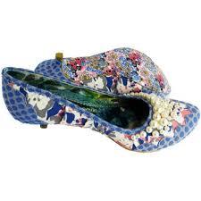 Wedding Shoes Irregular Choice Irregular Choice Cinderella Shoes Video Court Shoes Irregular