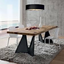 tavoli da design tavolo da pranzo con gambe di design jeor arredaclick