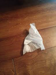 used dryer sheets easily remove scuff marks off wood floors