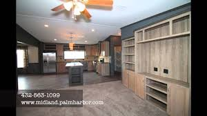 palm harbor homes midland 2016 the builtmore youtube