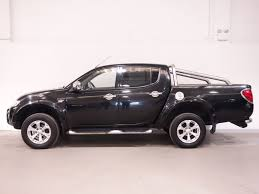 mitsubishi l200 used black mitsubishi l200 for sale hampshire