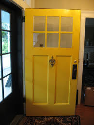 yellow front door makeover u create valspar paint by idolza