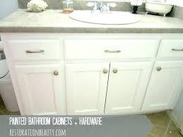 bathroom cabinet door knobs bathroom cabinet door knobs inspiratis bathroom vanity door knob