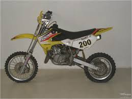 suzuki rm 65 motorcycles catalog with specifications pictures