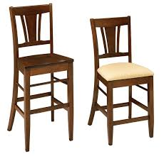 amish bar stools amish made barstools