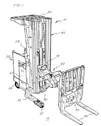 patent usre37215 fork level indicator for lift trucks google