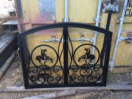 aaron ornamental iron works everman tx 107 w barron ave