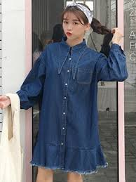 denim dresses online plus size a line maxi express for
