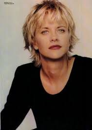 google short shaggy style hair cut 9 best and beautiful meg ryan hairstyles with images medium shag