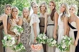 bridesmaid dress ideas unconventional bridesmaids dress ideas luxedestinationweddings