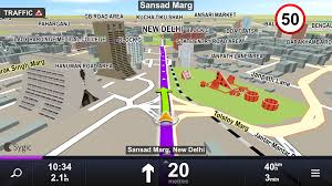 navigation map free gps navigation maps sygic for android