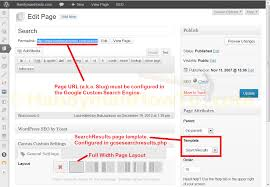 wordpress search layout how to integrate google custom search with woothemes canvas