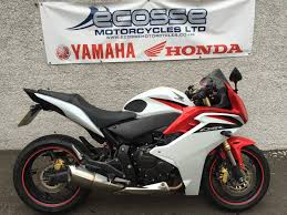 honda cbr 600 second hand used honda cbr600 2011 11 motorcycle for sale in aberdeenshire