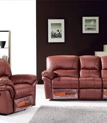 Recliner Leather Sofa Leather Sofa U2013 I Home Kenya