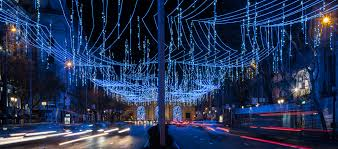 stellar light installation alcalá st by brut deluxe metalocus