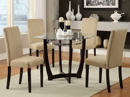 corner kitchen table round dining table with fabric chairs round