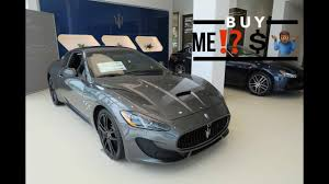 maserati convertible 2 seater why people arent buying the maserati granturismo youtube