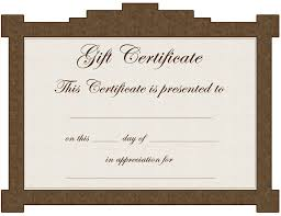 gift certificate template microsoft word microsoft word gift certificate template