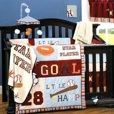 Sport Crib Bedding Baby Boy Sports Crib Bedding Sets S Baby Boy Football Crib Bedding