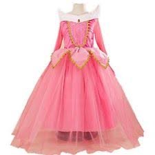 Princess Aurora Halloween Costume Disney Princess Aurora Shoes Pretend Play Dress Costume