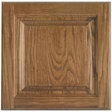 shop shenandoah grove 12 875 in x 13 in tawny oak raised panel