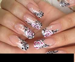 93 best nails floral painting images on pinterest make up